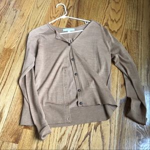Loft Rust Sweater Sz. M